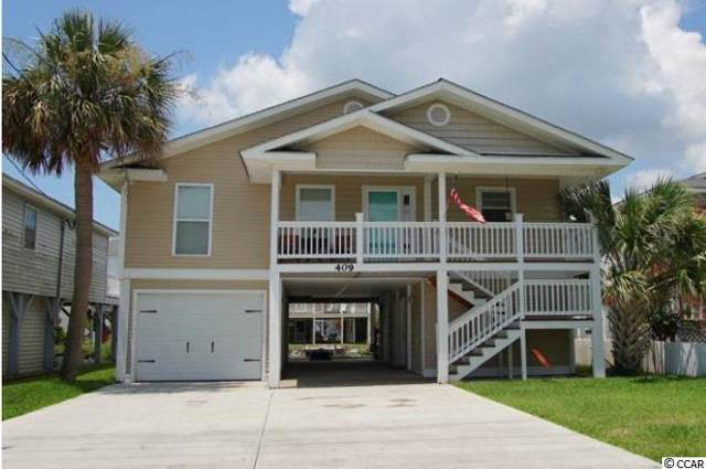 409 34th Ave. N, North Myrtle Beach, SC 29582 (MLS #1920258) :: The Trembley Group