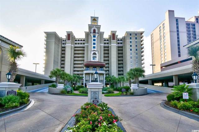 5310 N Ocean Blvd. #304, Myrtle Beach, SC 29577 (MLS #1920268) :: The Lachicotte Company