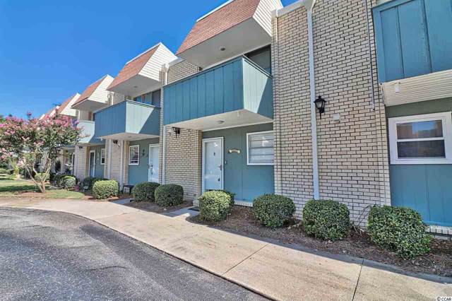 4701 N Kings Highway #16, Myrtle Beach, SC 29577 (MLS #1920284) :: The Trembley Group