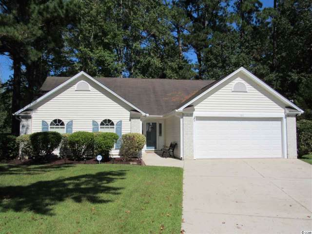 105 Heatherwood Ct., Myrtle Beach, SC 29588 (MLS #1920385) :: Garden City Realty, Inc.