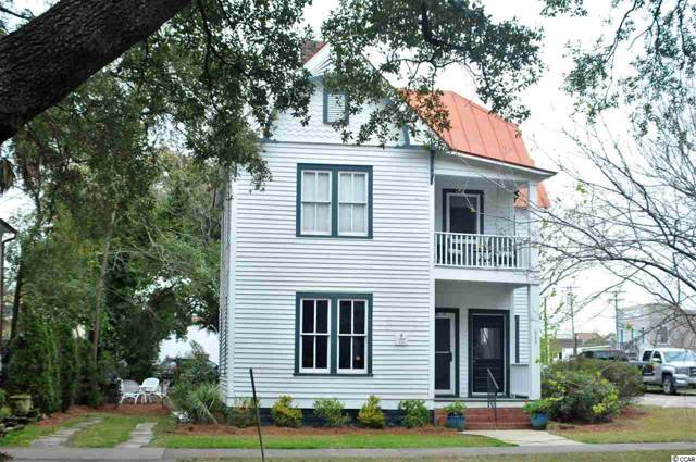 625 Prince St., Georgetown, SC 29440 (MLS #1920594) :: United Real Estate Myrtle Beach