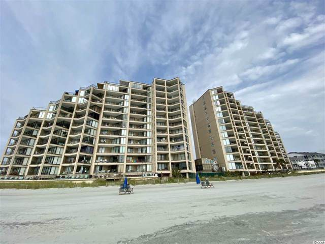 1620 N Waccamaw Dr. #713, Garden City Beach, SC 29576 (MLS #1921113) :: Keller Williams Realty Myrtle Beach