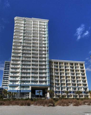 2504 North Ocean Blvd. #436, Myrtle Beach, SC 29577 (MLS #1921120) :: The Greg Sisson Team with RE/MAX First Choice