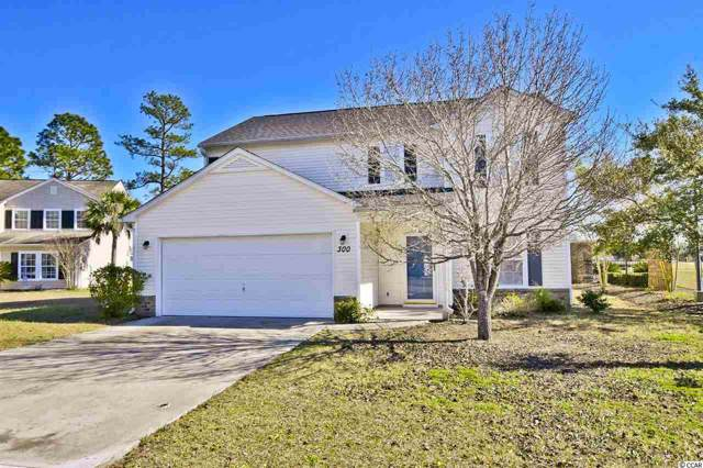 300 Black Willow Ct., Myrtle Beach, SC 29579 (MLS #1921814) :: The Trembley Group | Keller Williams