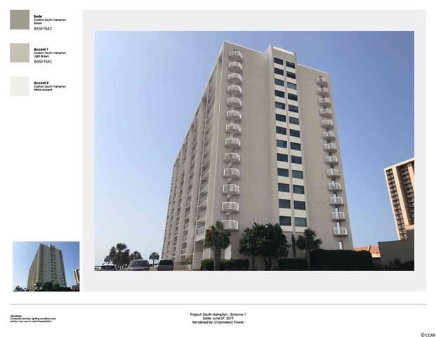 9820 Queensway Blvd. #1008, Myrtle Beach, SC 29572 (MLS #1921963) :: SC Beach Real Estate