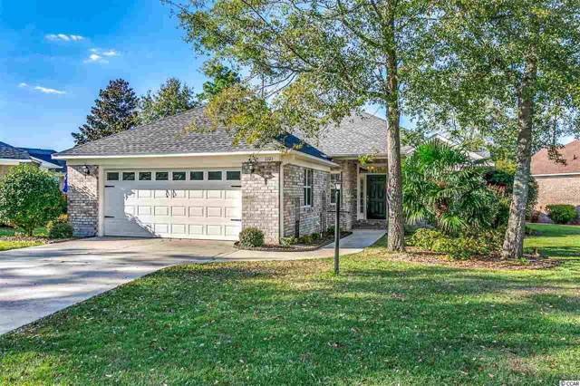 1101 Swan Lake Dr., North Myrtle Beach, SC 29582 (MLS #1921990) :: The Lachicotte Company