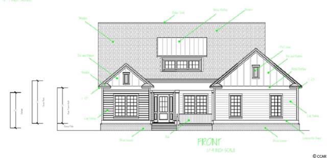 2540 Lavendar Ln., Myrtle Beach, SC 29579 (MLS #1922351) :: Berkshire Hathaway HomeServices Myrtle Beach Real Estate