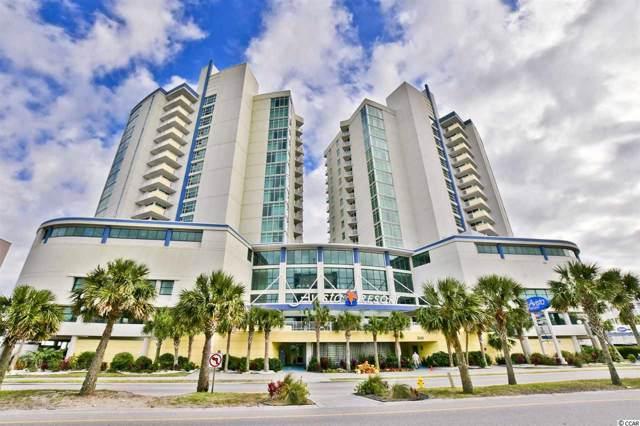 300 N Ocean Blvd. #814, North Myrtle Beach, SC 29582 (MLS #1922378) :: United Real Estate Myrtle Beach