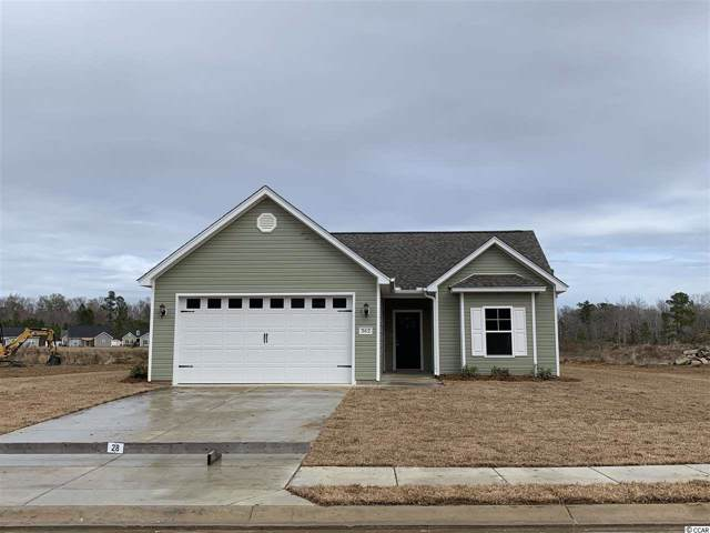 362 Shallow Cove Dr., Conway, SC 29527 (MLS #1923152) :: The Greg Sisson Team with RE/MAX First Choice