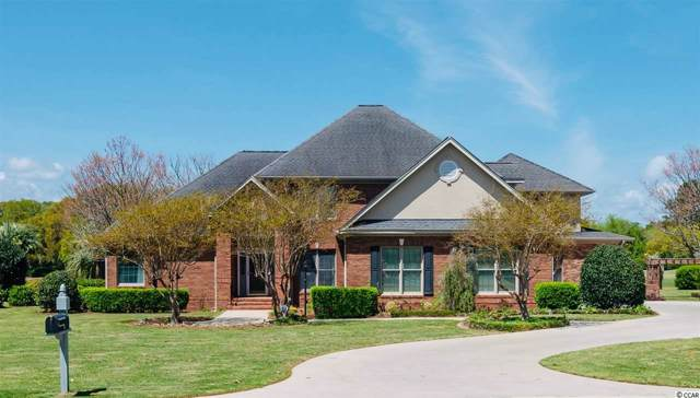 409 Oatland Lake Dr., Pawleys Island, SC 29585 (MLS #1923474) :: The Greg Sisson Team with RE/MAX First Choice