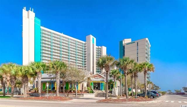 205 74th Ave. N #1610, Myrtle Beach, SC 29572 (MLS #1923564) :: SC Beach Real Estate