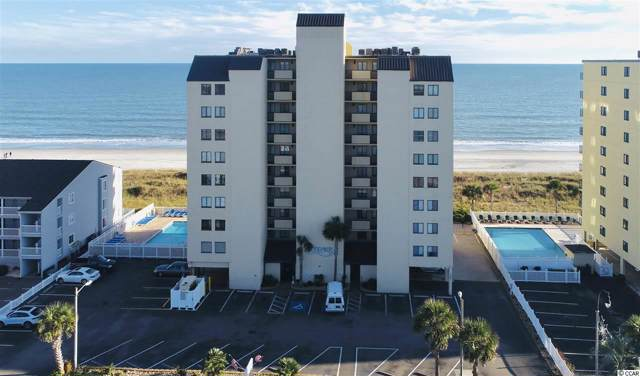 3513 S Ocean Blvd. #601, North Myrtle Beach, SC 29582 (MLS #1923738) :: James W. Smith Real Estate Co.
