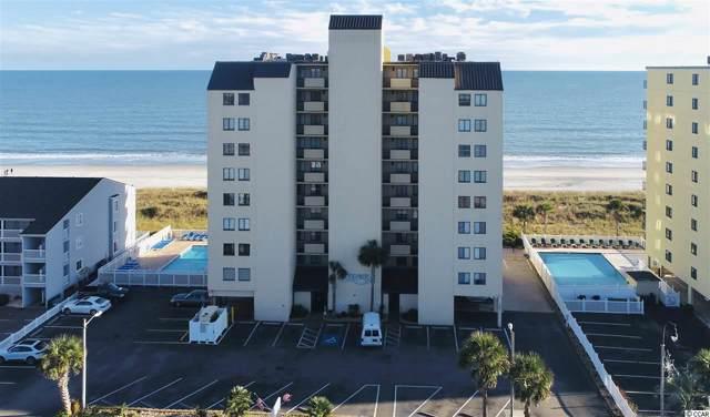 3513 S Ocean Blvd. #601, North Myrtle Beach, SC 29582 (MLS #1923738) :: The Trembley Group | Keller Williams