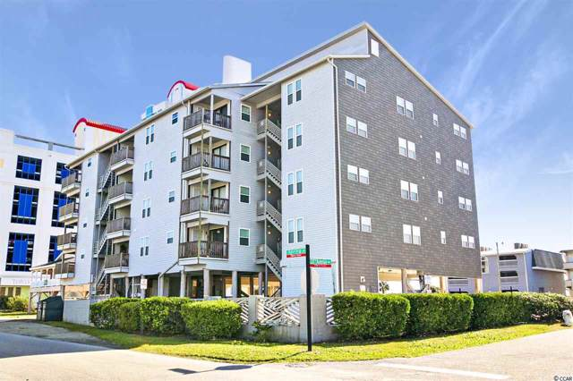 2001 N Ocean Blvd. B-4, North Myrtle Beach, SC 29582 (MLS #1924148) :: The Trembley Group | Keller Williams