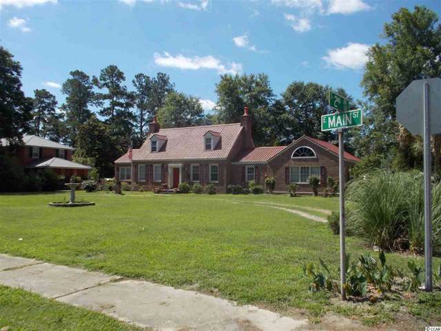 605 E Main St., Lake City, SC 29560 (MLS #1924524) :: The Trembley Group | Keller Williams