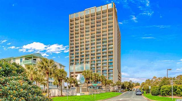 5523 N Ocean Blvd. #509, Myrtle Beach, SC 29577 (MLS #1924576) :: The Litchfield Company