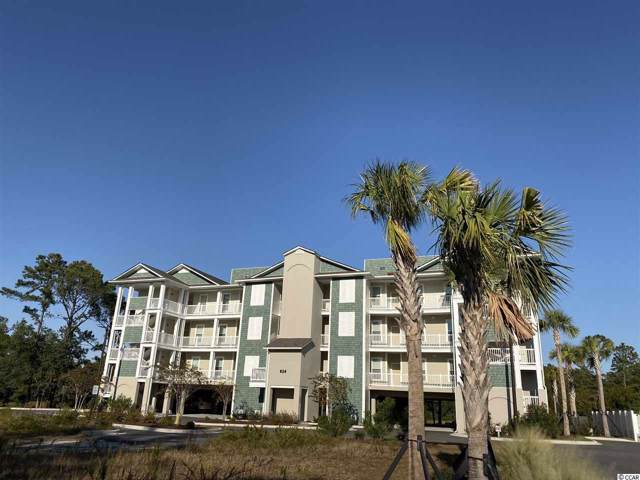 624 Bonaventure Dr. #205, Myrtle Beach, SC 29577 (MLS #1924586) :: The Hoffman Group