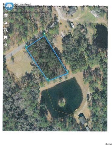 Fawn Rd., Conway, SC 29527 (MLS #1924700) :: The Lachicotte Company