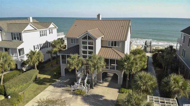 873 Norris Dr., Pawleys Island, SC 29585 (MLS #1924816) :: James W. Smith Real Estate Co.