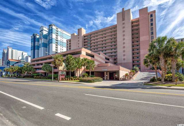 2207 S Ocean Blvd. #617, Myrtle Beach, SC 29577 (MLS #1925435) :: The Hoffman Group