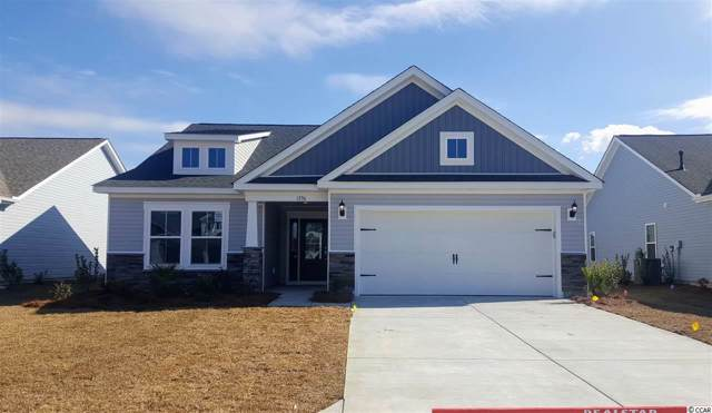 1236 Palm Crossing Dr., Little River, SC 29566 (MLS #1925496) :: The Trembley Group | Keller Williams