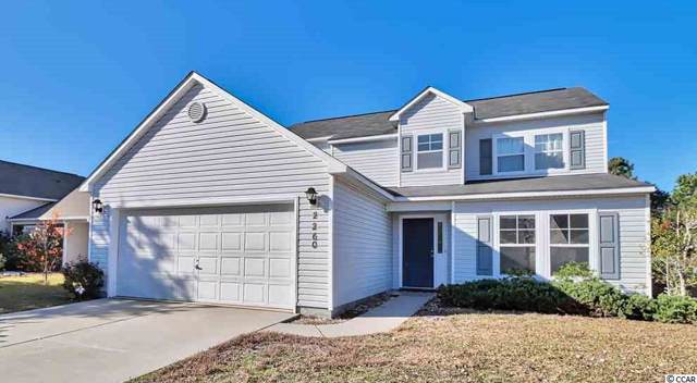 2260 beauclair Beauclair Ct., Myrtle Beach, SC 29579 (MLS #1925648) :: The Lachicotte Company