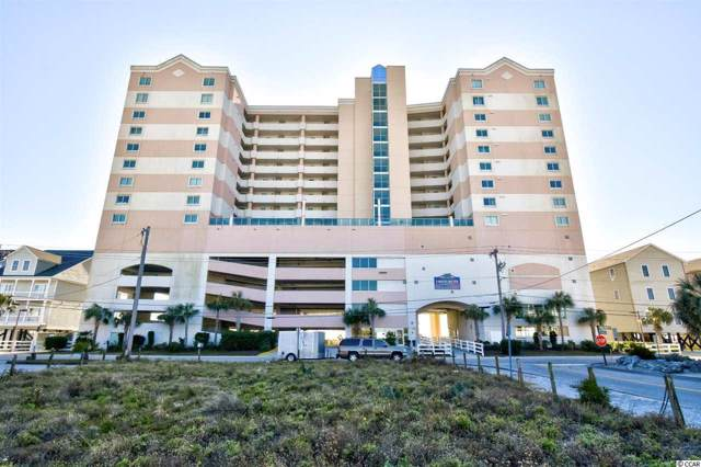 5700 N Ocean Blvd. Ph 17, North Myrtle Beach, SC 29582 (MLS #1925653) :: The Lachicotte Company