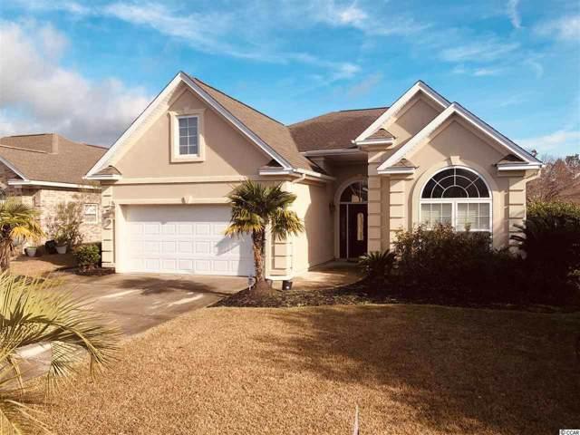 1517 Saint Thomas Circle, Myrtle Beach, SC 29577 (MLS #1926252) :: James W. Smith Real Estate Co.
