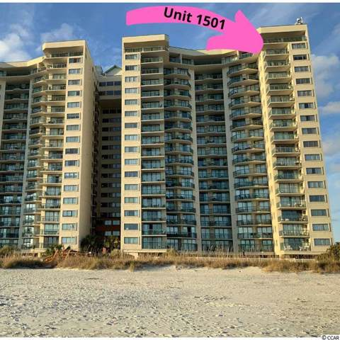 201 S Ocean Blvd. #1501, North Myrtle Beach, SC 29582 (MLS #1926354) :: Leonard, Call at Kingston