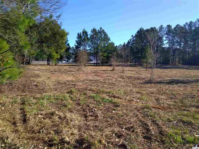 Lot 4 BLK C Virginia Dr., Loris, SC 29569 (MLS #1926634) :: SC Beach Real Estate