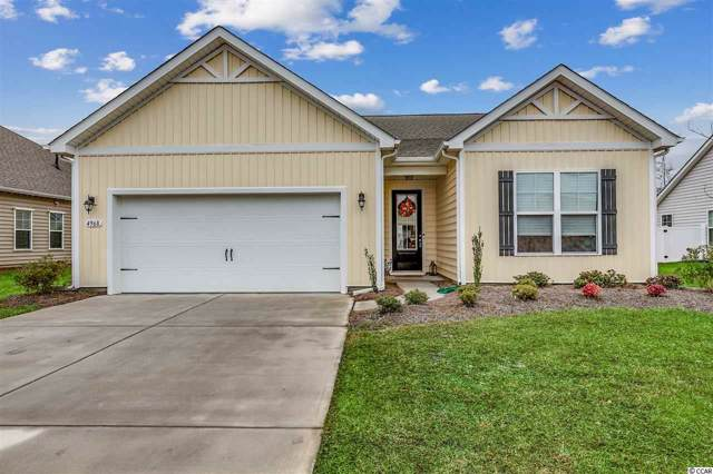 4968 Oat Fields Dr., Myrtle Beach, SC 29588 (MLS #1926650) :: Jerry Pinkas Real Estate Experts, Inc