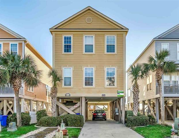 117A Seaside Dr. N, Surfside Beach, SC 29575 (MLS #2000012) :: James W. Smith Real Estate Co.