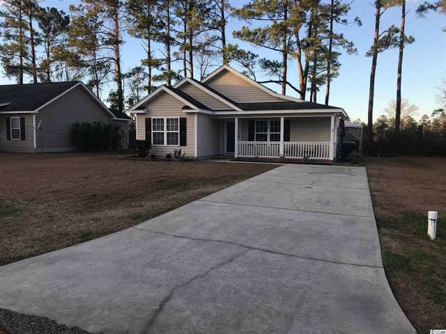 2455 Farmwood Circle, Conway, SC 29527 (MLS #2000186) :: The Greg Sisson Team with RE/MAX First Choice