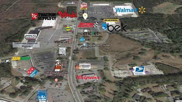 1306 N Fraser St., Georgetown, SC 29440 (MLS #2000272) :: The Hoffman Group
