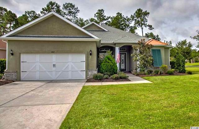 402 Valhalla Ln., Murrells Inlet, SC 29576 (MLS #2000423) :: Welcome Home Realty