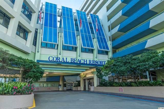 1105 S Ocean Blvd. #750, Myrtle Beach, SC 29577 (MLS #2000533) :: Jerry Pinkas Real Estate Experts, Inc
