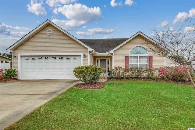 1013 Harvest View Ave., Conway, SC 29527 (MLS #2000906) :: The Trembley Group | Keller Williams
