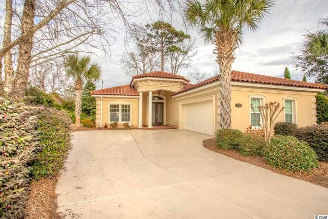 7650 Triana Ct., Myrtle Beach, SC 29572 (MLS #2001045) :: The Trembley Group | Keller Williams