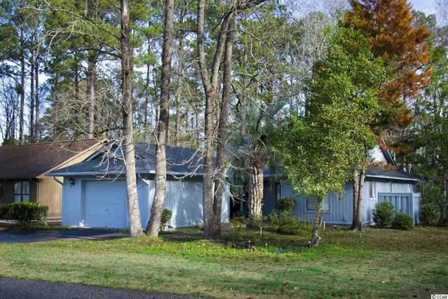 103 Hickory Dr., Conway, SC 29526 (MLS #2001090) :: The Litchfield Company