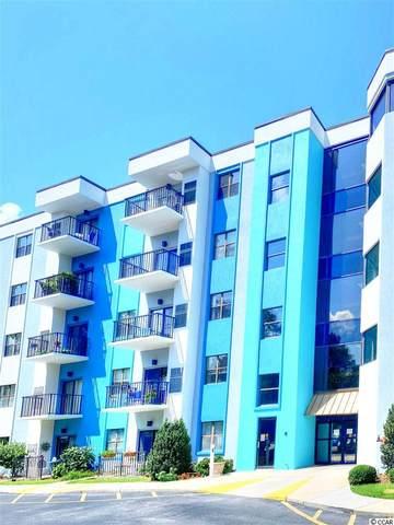 5001 Little River Rd. W410, Myrtle Beach, SC 29572 (MLS #2001333) :: The Litchfield Company