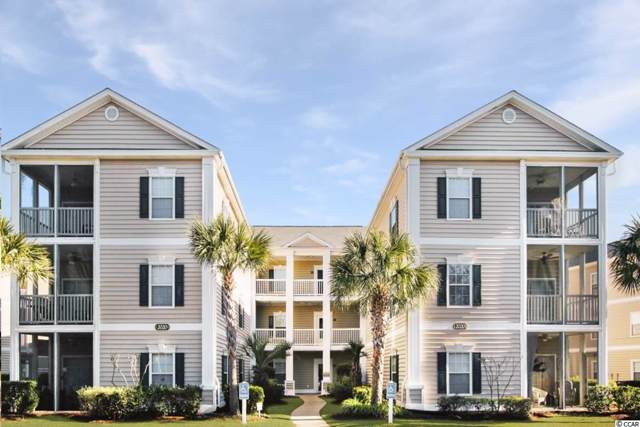 2020 Cross Gate Blvd #204, Surfside Beach, SC 29575 (MLS #2001794) :: The Litchfield Company