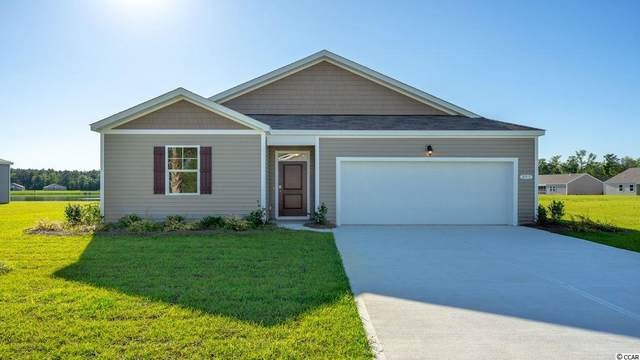 TBD Black Pearl Court, Pawleys Island, SC 29585 (MLS #2001872) :: The Greg Sisson Team with RE/MAX First Choice