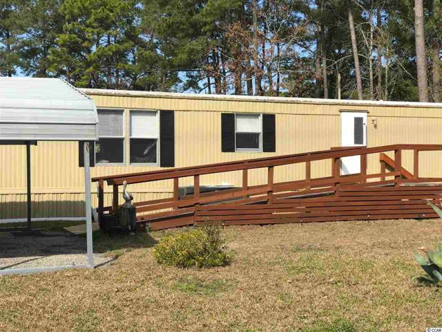 23 Seaway Lln., Murrells Inlet, SC 29576 (MLS #2002182) :: The Greg Sisson Team with RE/MAX First Choice