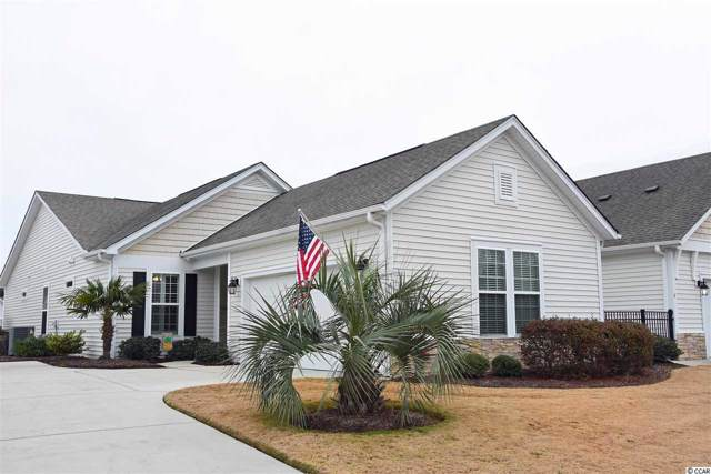 1602 Palmina Loop A, Myrtle Beach, SC 29588 (MLS #2002278) :: The Greg Sisson Team with RE/MAX First Choice