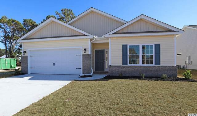 321 Rycola Circle, Surfside Beach, SC 29575 (MLS #2002310) :: The Litchfield Company