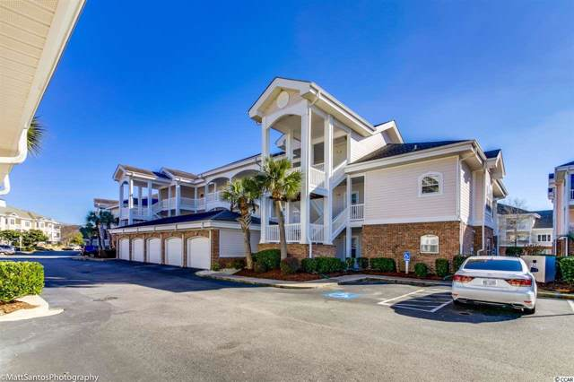 4856 Carnation Circle #104, Myrtle Beach, SC 29579 (MLS #2002432) :: The Greg Sisson Team with RE/MAX First Choice
