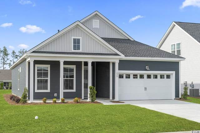 220 Yellow Rail St., Murrells Inlet, SC 29576 (MLS #2002547) :: The Greg Sisson Team with RE/MAX First Choice