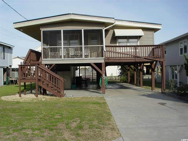 304 43rd Ave. N, North Myrtle Beach, SC 29582 (MLS #2002733) :: SC Beach Real Estate
