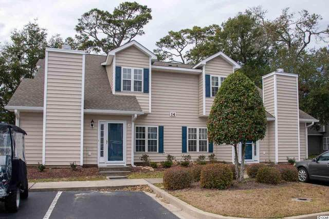 503 20th Ave. N 14D, North Myrtle Beach, SC 29582 (MLS #2003076) :: The Lachicotte Company