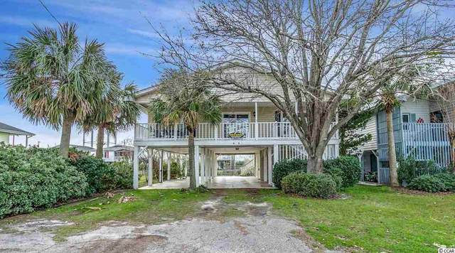 413 33rd Ave. N, North Myrtle Beach, SC 29582 (MLS #2003079) :: SC Beach Real Estate